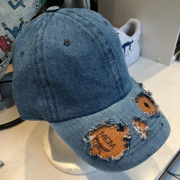093116f98684f Authentic Repurposed Visetos Fabric Custom Hat